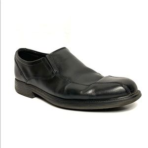 Bostonian PX Lite Black Leather Loafers 11